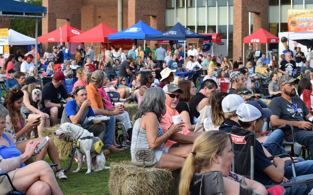 4th Annual Barks and Blues Festival